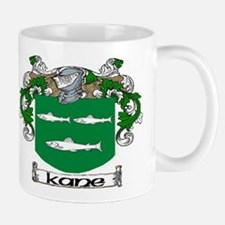 Kane Coat of Arms Small Small Mug