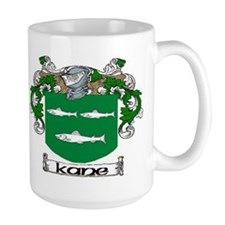 Kane Coat of Arms Mug