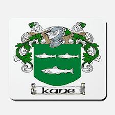 Kane Coat of Arms Mousepad
