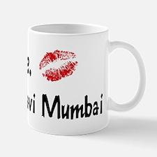 Kiss Me: Navi Mumbai Mug