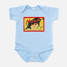 Missouri Beer Label 2 Infant Bodysuit