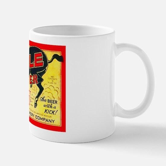 Missouri Beer Label 2 Mug