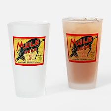 Missouri Beer Label 2 Drinking Glass