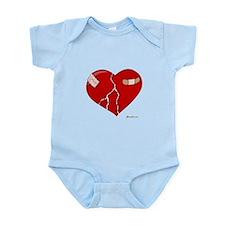 Trusting Heart Infant Bodysuit
