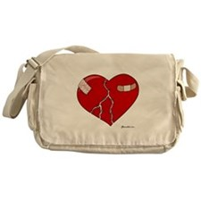 Trusting Heart Messenger Bag