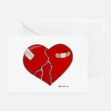 Trusting Heart Greeting Cards (Pk of 20)