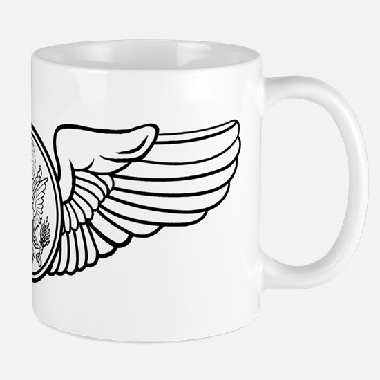 Aircrew Wings Mug