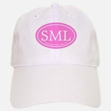SML Smith Mountain Lake Baseball Baseball Cap