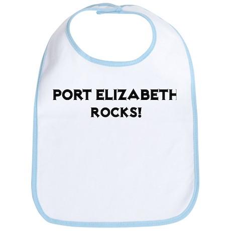 Port Elizabeth Rocks! Bib