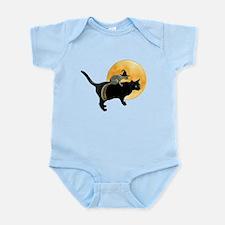 Witch Squirrel Cat Infant Bodysuit