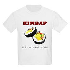 Kimbap Kids T-Shirt