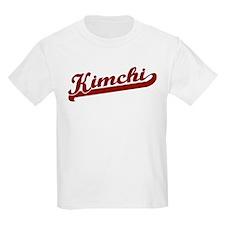Team Kimchi Kids T-Shirt