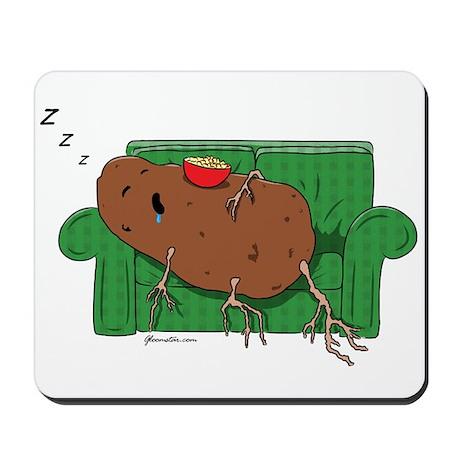 Couch Potato Mousepad