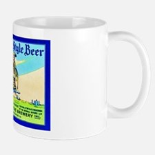 Wisconsin Beer Label 11 Mug