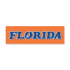 Florida Vintage Car Magnet 10 x 3