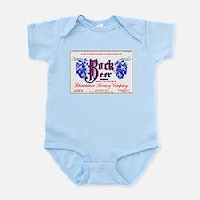 Wisconsin Beer Label 10 Infant Bodysuit
