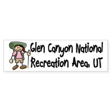 Hike Glen Canyon (Girl)