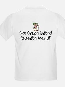 Hike Glen Canyon (Girl) T-Shirt