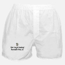 Hike Glen Canyon (Boy) Boxer Shorts