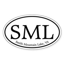 SML Smith Mountain Lake Decal