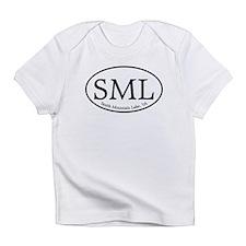 SML Smith Mountain Lake Infant T-Shirt