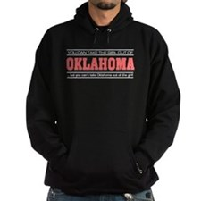 'Girl From Oklahoma' Hoodie