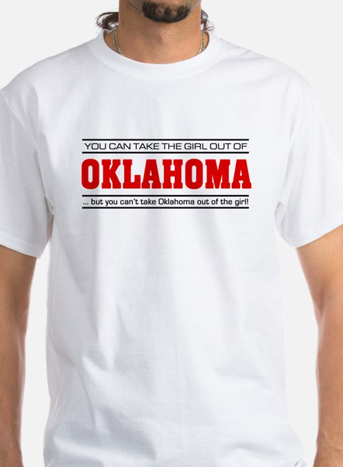'Girl From Oklahoma' Shirt