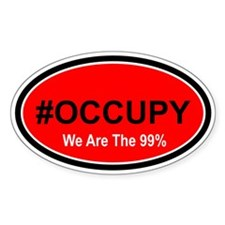 #Occupy Decal