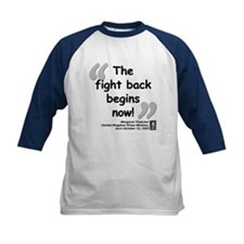 Thatcher Fight Quote Tee