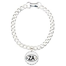 South Africa Euro-style Code Charm Bracelet, One C