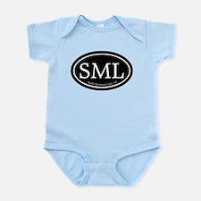 SML Smith Mountain Lake Infant Bodysuit