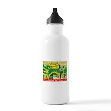 Michigan Beer Label 11 Water Bottle
