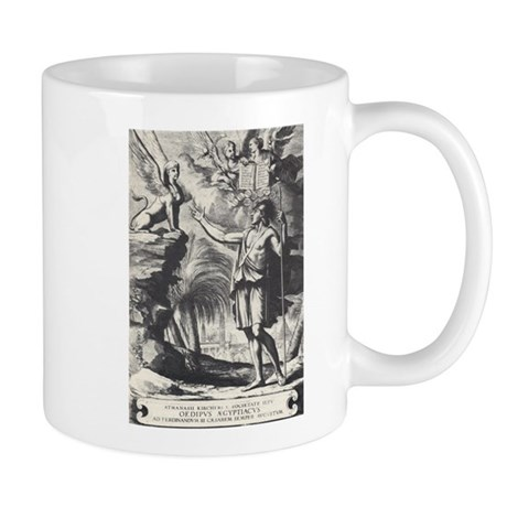 The Sphinx's Riddle Mug
