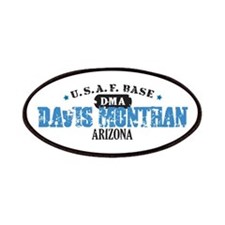 Davis Monthan Air Force Base Patches