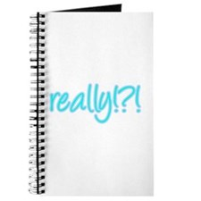 really!?!_Blue Journal