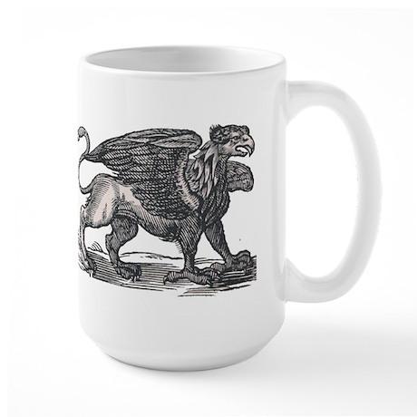 Griffin Large Mug