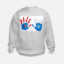 Cute Guatemala adoption Sweatshirt