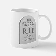 American Dream is Dead Mug
