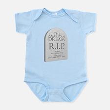 American Dream is Dead Infant Bodysuit