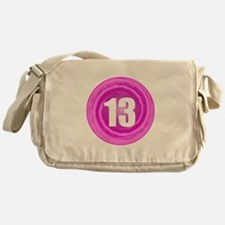 Teenager Girl Messenger Bag