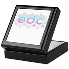 Funny Electric daisy carnival Keepsake Box