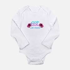 Funny House concerts Long Sleeve Infant Bodysuit
