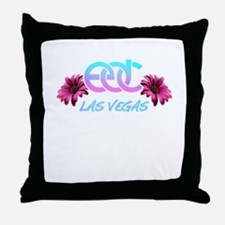 Unique Rave Throw Pillow