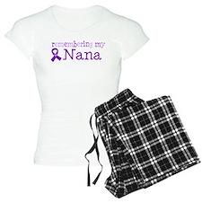 Alzheimers Remember Nana Pajamas