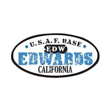 Edwards Air Force Base Patches