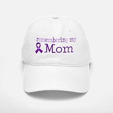 Alzheimers Remember Mom Baseball Baseball Cap