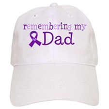 Alzheimers Remember Dad Baseball Cap