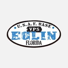 Eglin Air Force Base Patches