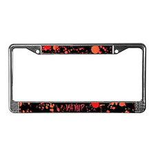 Vamp - ire License Plate Frame