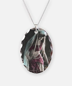 Vintage Bellydance Gypsy Girl Necklace